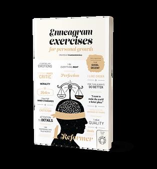 Enneagram exercises book Reformer