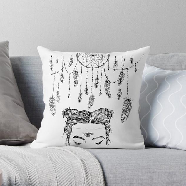 Enneagram 4 - Pillow