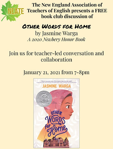 Other Words for Home by Jasmine Warga -