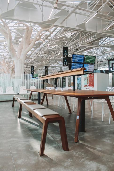 Gare de Nantes