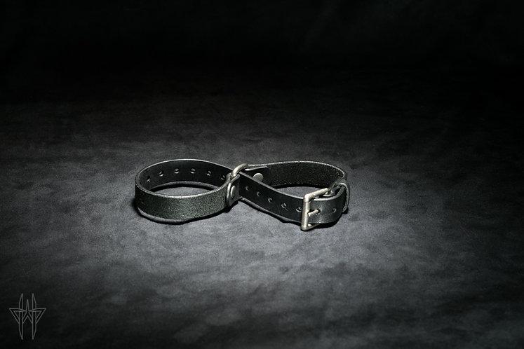 Wolfram Secret Cuffs (Onyx)