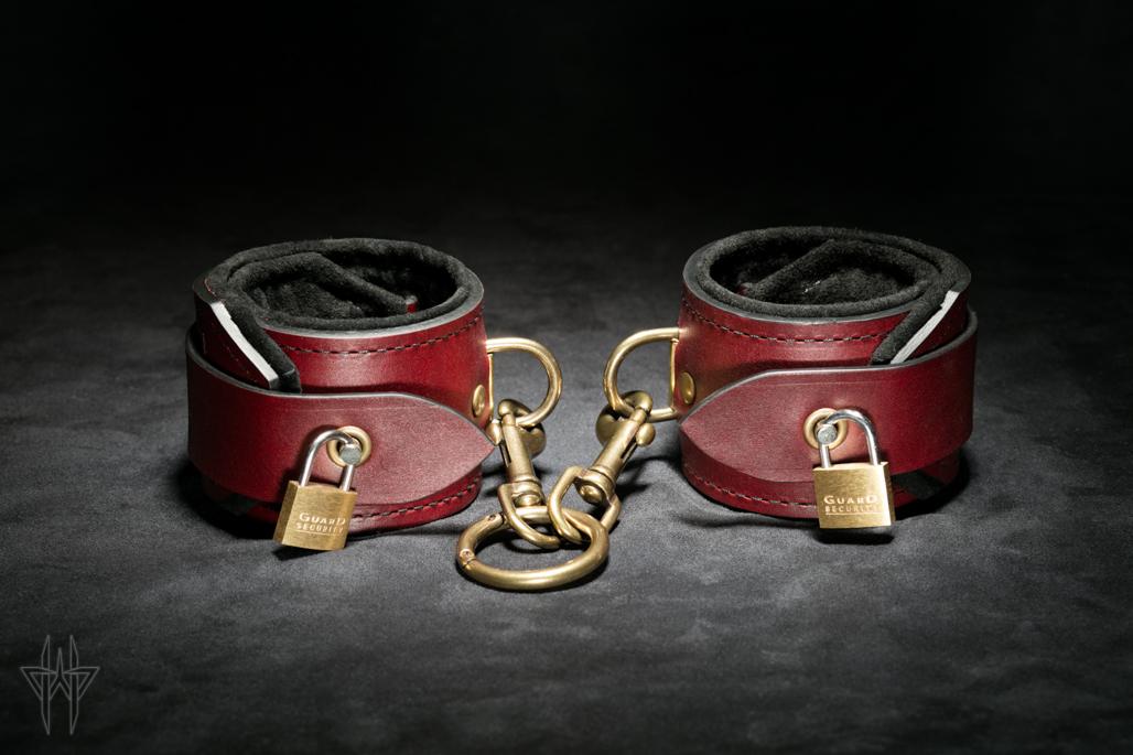 Wolfram Ankle Cuffs