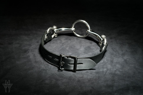 Onyx Ring Gag