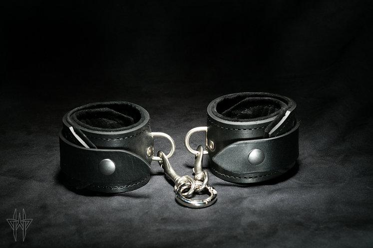 Wrist Cuffs (Onyx)