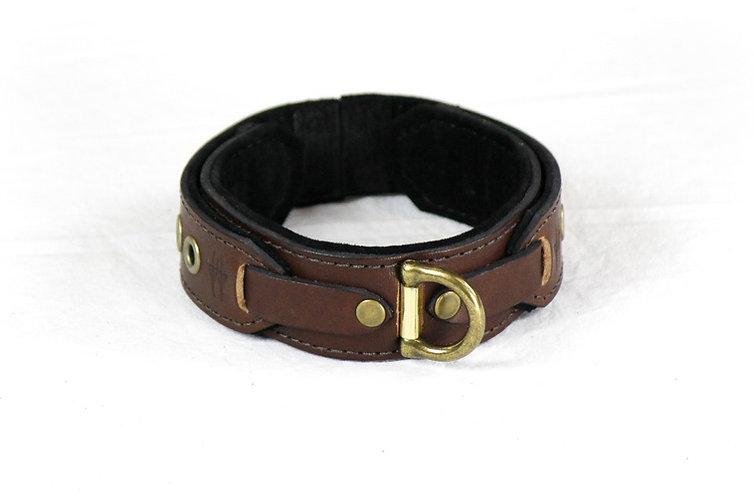 Wolfram Collar (Chocolate)