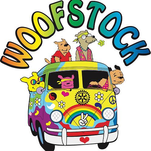 Woofstock T-Shirt