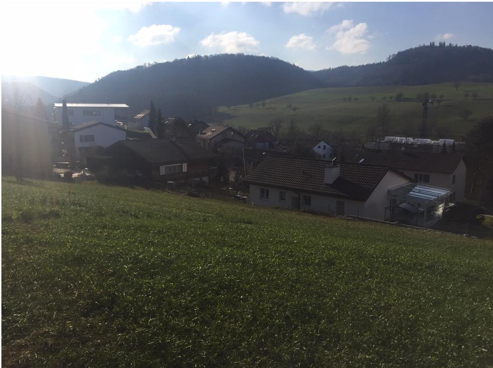 Oberer Chürziweg (Richtung Hallenbad)