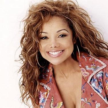 LA TOYA JACKSON (SINGER & TV STAR)