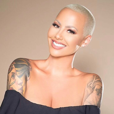 AMBER ROSE (CELEBRITY, MODEL & TV STAR)