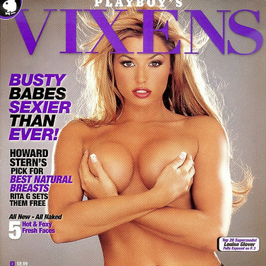 PLAYBOY'S VIXENS (Playmate & model Louise Glover)
