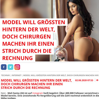 TAG24, Germany (Model Meli Santa)