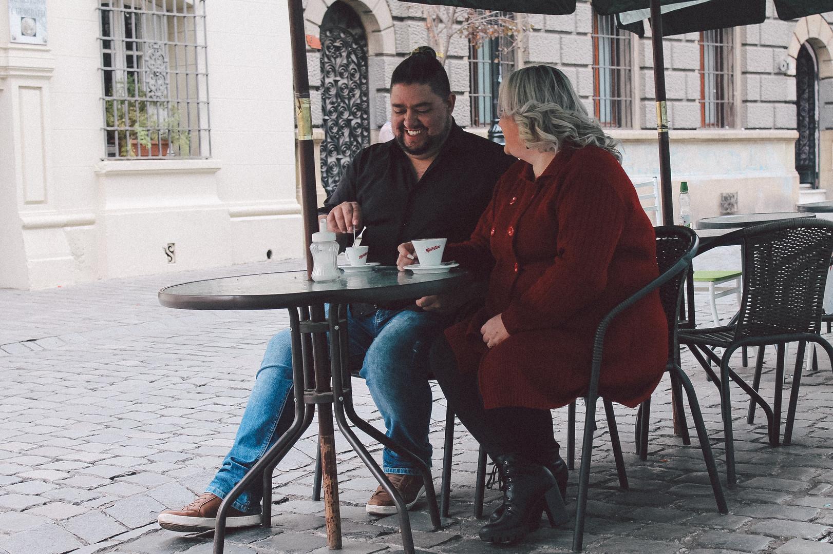 Clara e Vinício - julho/2019