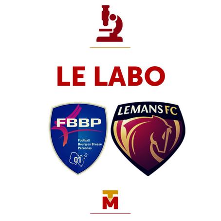 FBBP01 vs Le Mans FC : Le Labo