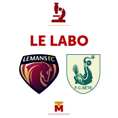 Le Mans FC vs FC Sète : Le Labo