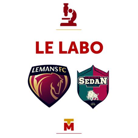 Le Mans FC vs Sedan : Le Labo
