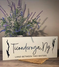 Ti NY Between Waters Sign