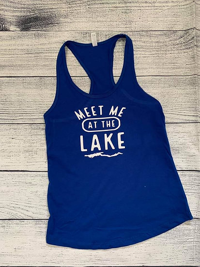 Meet Me At The Lake Tank