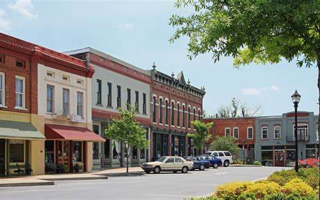 Small towns don't have a location problem - they have a branding problem.