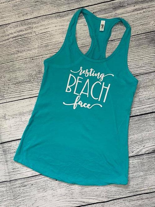 Beach Face