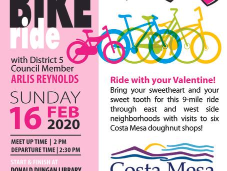 Community Ride February 16
