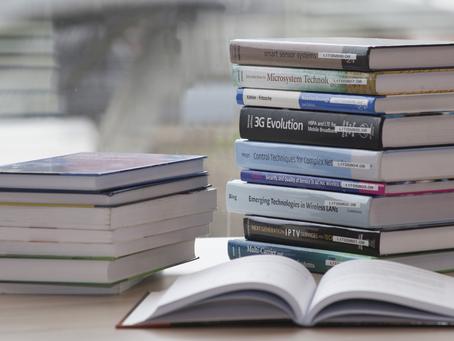 Como sair de uma ressaca literária?