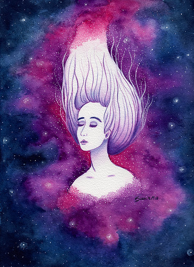 We are all made of Star Dust....