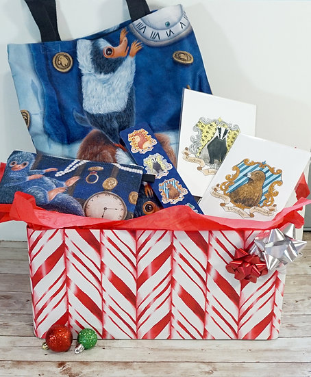 Wizarding World Deluxe Holiday Gift Set