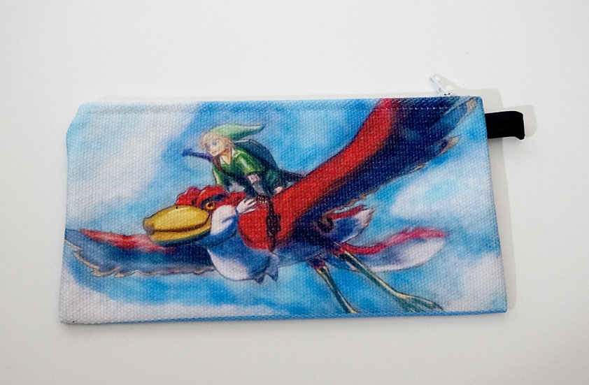 Flying Pencil Pouch