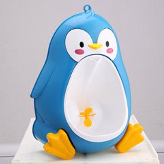 Children Urinal - Penguin Design