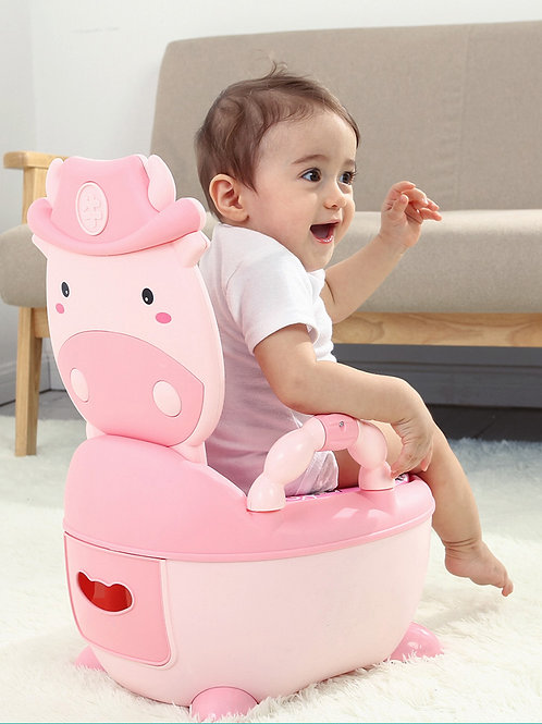 Children potty - Pig