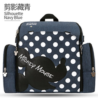Minnie Mouse Booster Seat Bag