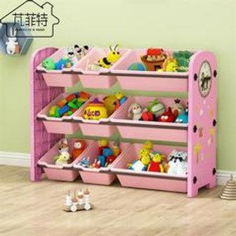 Children Toy Storage Shelve