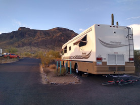 AT Picacho Peak State Park