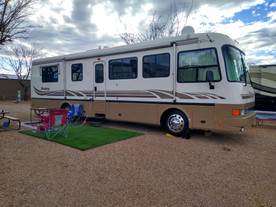 At Tombstone RV Park