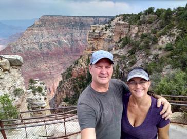 Keith & Julie - Grand Canyon