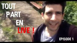 Tout Part en Live ! écrit par Lionel Cecilio et Clément et Johanna Boyer-Dilolo