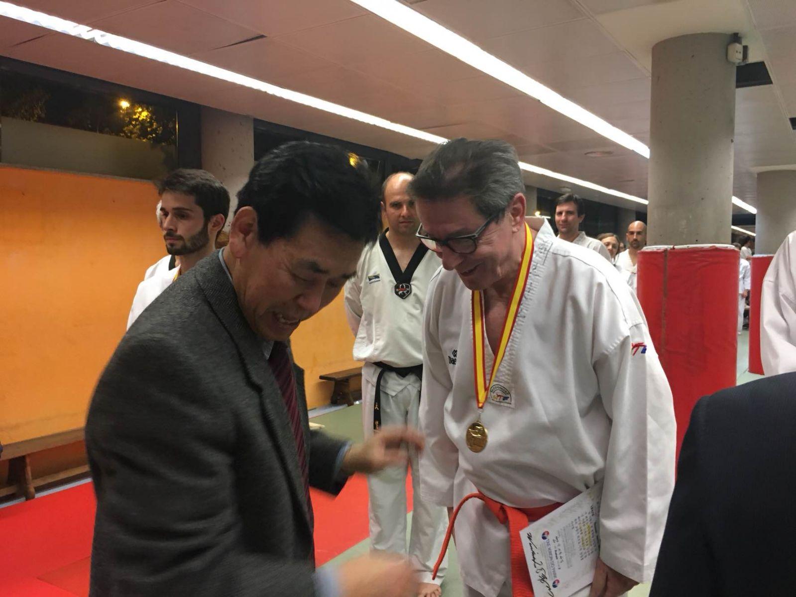 taekwondo park
