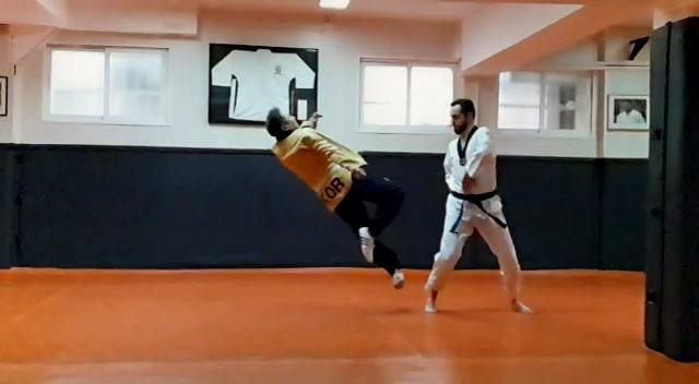 Taekwondo Park Madrid 2