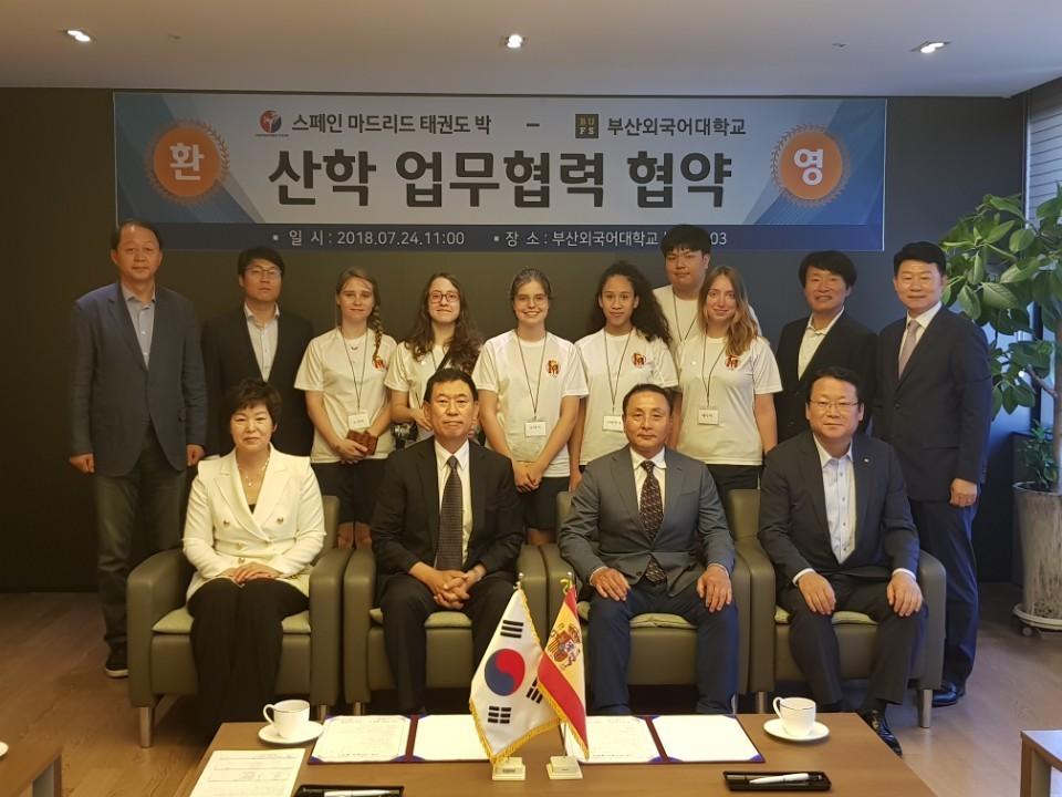 Taekwondo Park Corea 2018