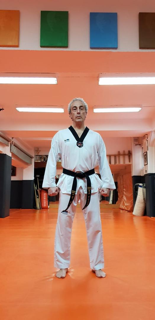 Taekwondo Park Madrid 2019