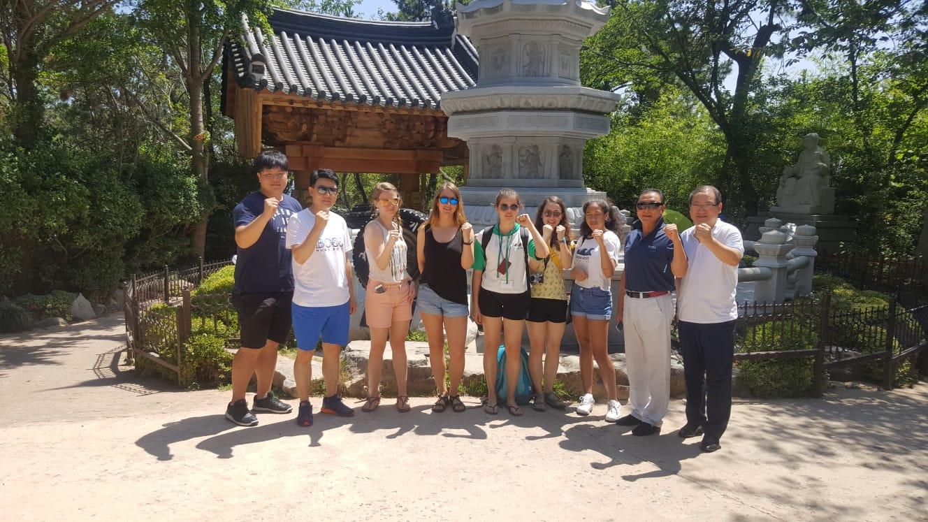 Viaje Corea 2018 Taekwondo Park