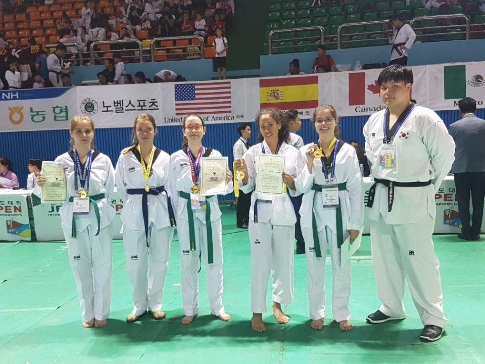 Taekwondo Park Corea 2018(4)