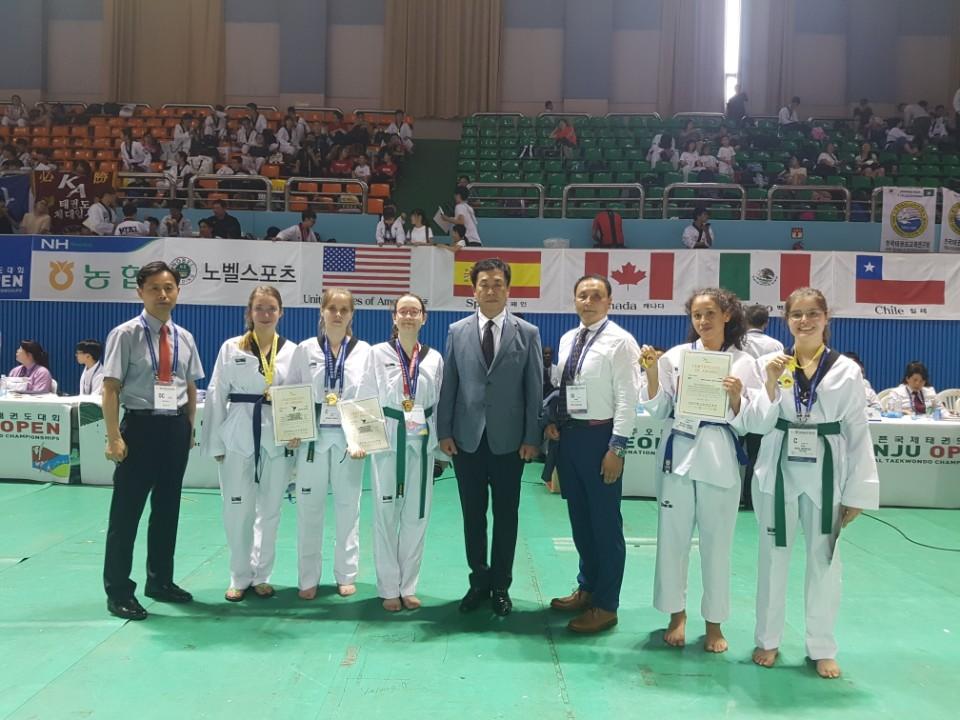 Viaje a Corea Taekwondo Park Madrid