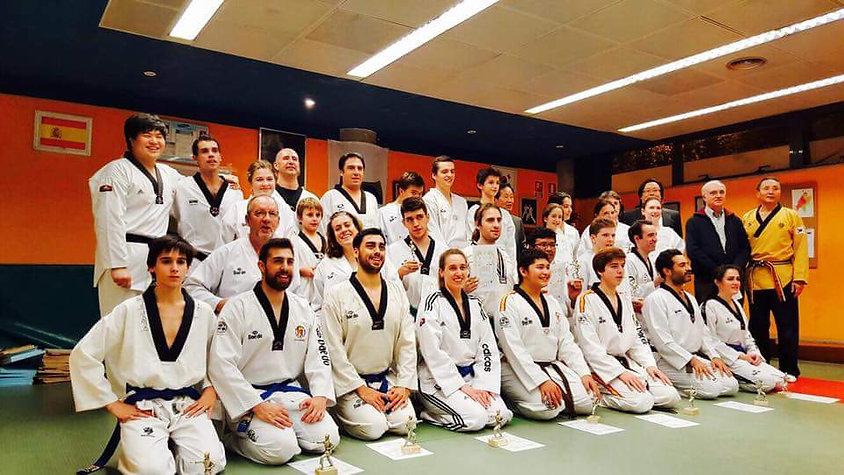 rompimiento taekwondo madrid, artes marciales en madrid