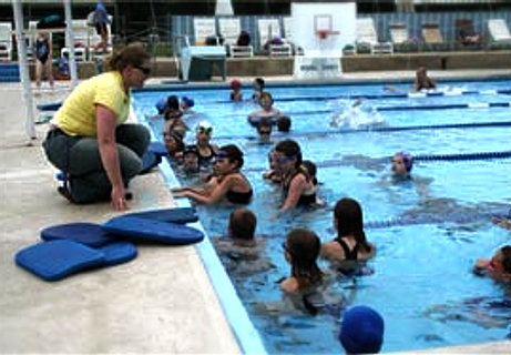 Swim lessons for East meadow pool swimming lessons