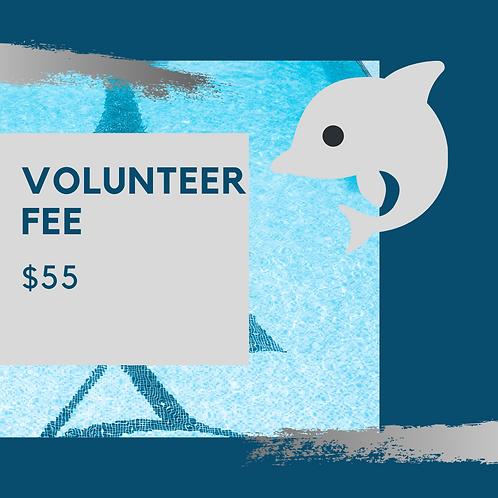 2021 Swim Team Volunteer Fee