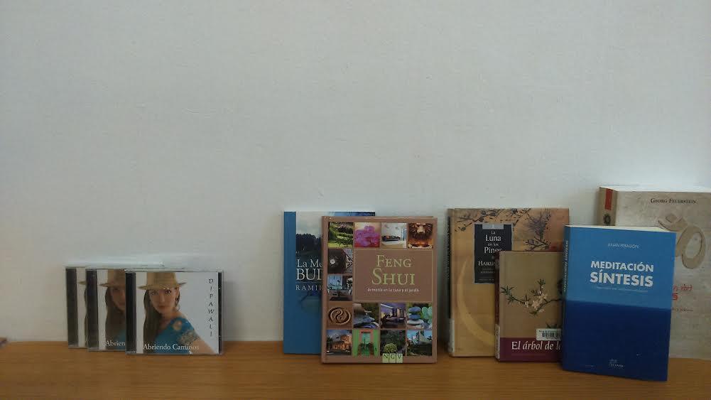Libros y música