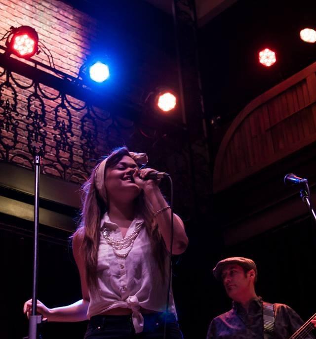 Danielle Steller @Fanclub, Vancouver