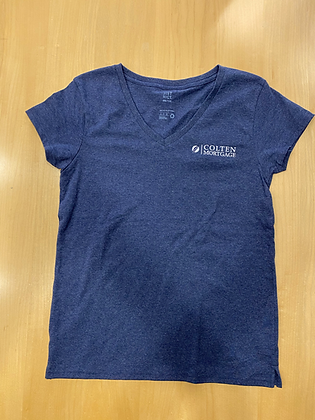 Women's District Recycled V-Neck T-Shirt