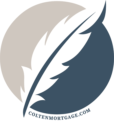 """Colten Logo Stickers - 2.5x2.5"""""""